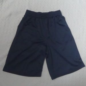 Other - Kid's Navy Blue Athletic Shorts